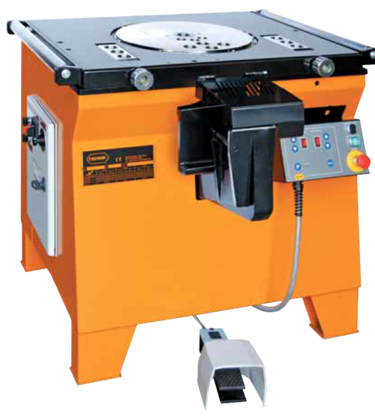 Tecmor PFTN Series Combination Cutting