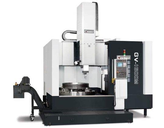 Goodway GV-1200 CNC VERTICAL LATHE
