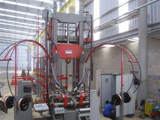 corimpex Automatic Beam Welding Machines