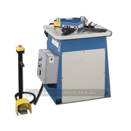 Metalex PN-4200 Hydraulic Notcher in