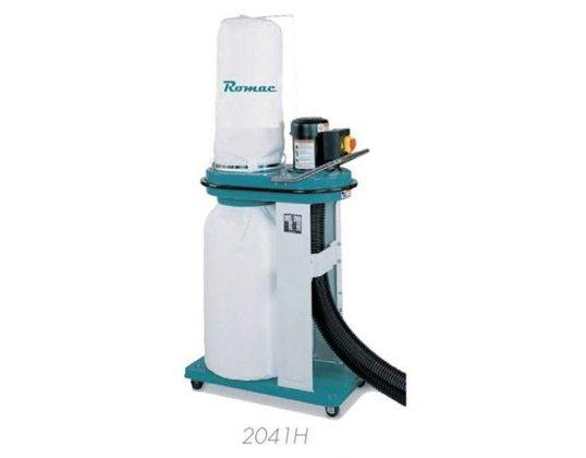 Romac 2041 H Dust Extractor
