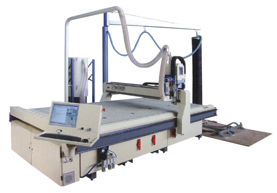 CNest 4100 CNC Router in