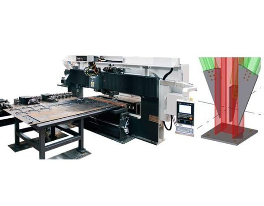FICEP Tipo C 25 Plate