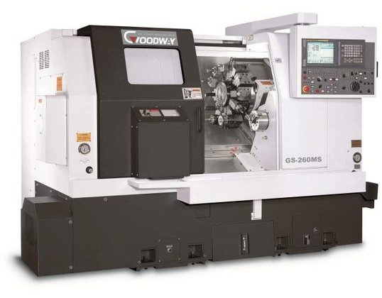Goodway GS-4000 series GS Series
