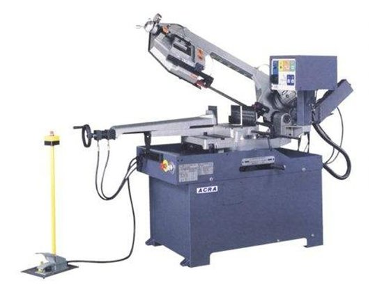 Speeder FHBS-310DSAV Euro-Type Bandsaw in