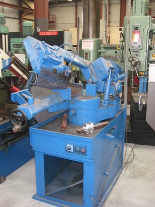 parkanson Bandsaw S1350 in Perth,