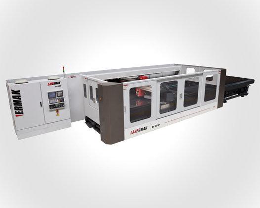 Ermaksan Laser CO2 Laser Cutting