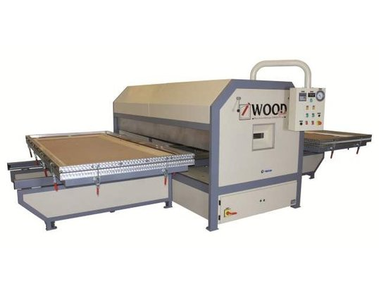 TechnoWrap 2900 Plus Door Press