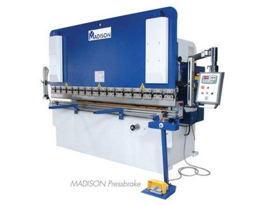 Madison 125/4000 NC Pressbrake Series