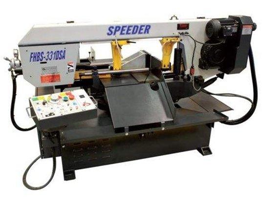 Speeder FHBS-331DSA Semi-Auto Mitre Bandsaw