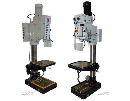 Romac Z5050 Power Feed Drills,