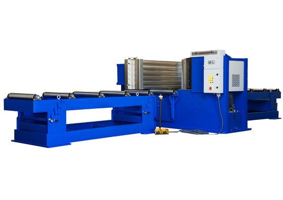Madison Hydraulic Beam Cambering Press