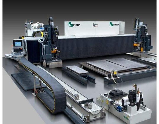 FICEP TIPO G 402 CNC