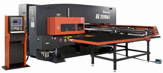 Amada Ae-2510NT Punching Machines AE