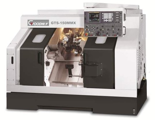 Goodway GTS-200 GTS Series CNC