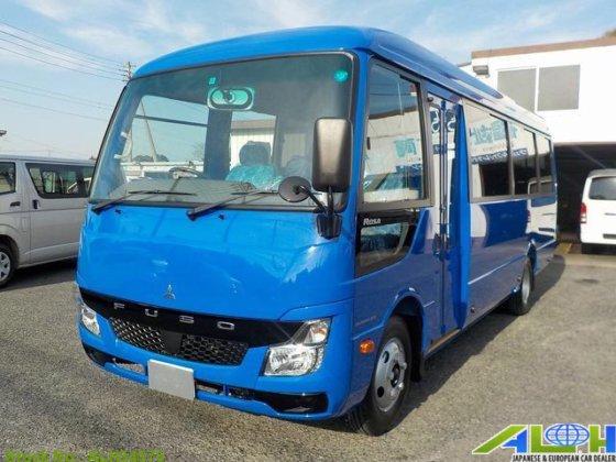 2018 Mitsubishi Fuso Rosa Bus In Kanagawa Prefecture Japan