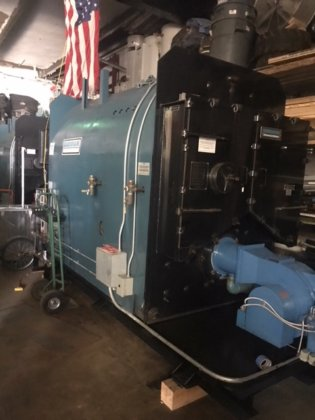 Burnham Boilers #12599 in Jefferson Valley-Yorktown, NY, USA