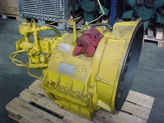 MASSON GEARBOX RSD 200 in