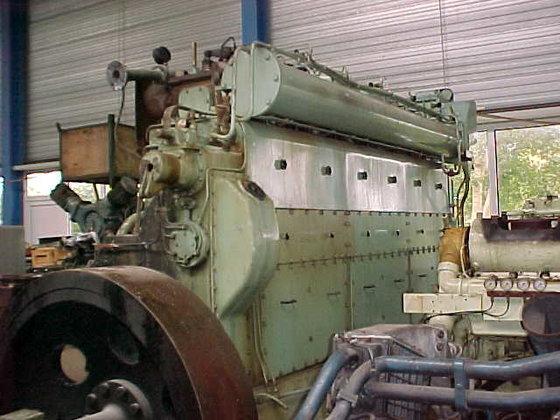 1960 MAN G6V 30/45 MA