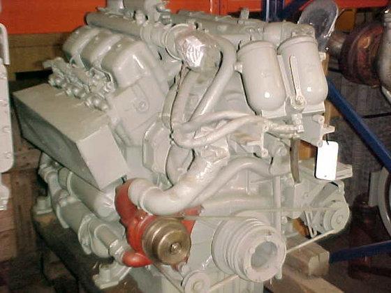 1975 MWM D 232-V6 in