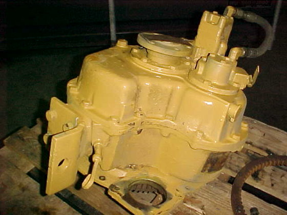 TWIN DISC GEARBOX MG 507