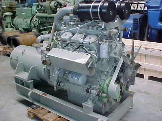 1991 MWM D 234-V6 in