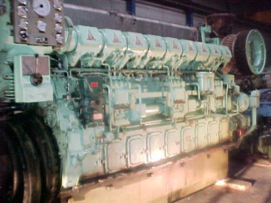 1987 DEUTZ SBV9M628 in Netherlands