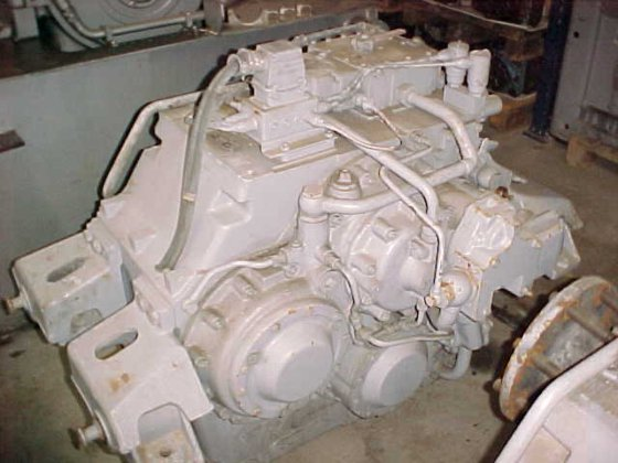 1988 ZF GEARBOX BW 455