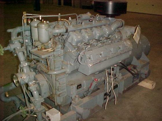 1978 MWM TD 232-V8 in