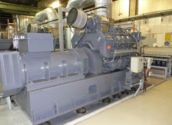 2004 DEUTZ TBD 620-V8 in