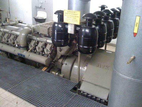 1982 MWM TBD 602-V16K in