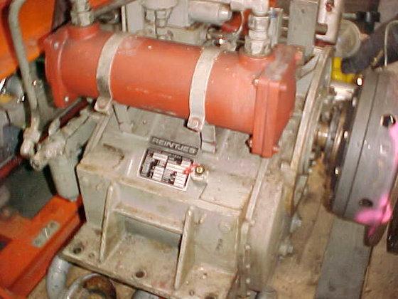 1988 REINTJES GEARBOX LAF 340