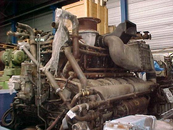 1980 MTU 16V-652 (MB 839)