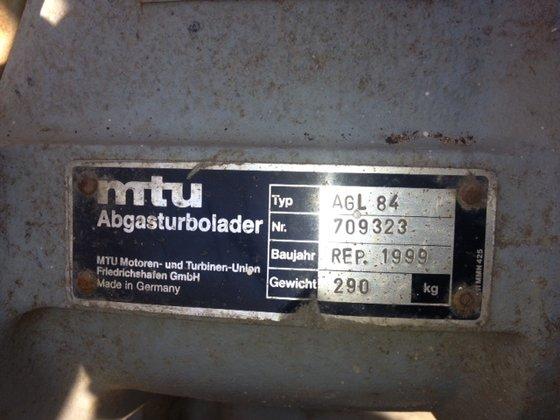MTU AGL 84 in Netherlands
