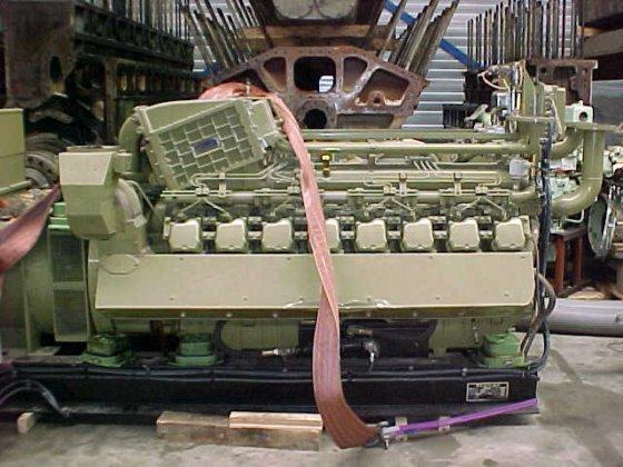 1984 DEUTZ BA16M816 LLKW in