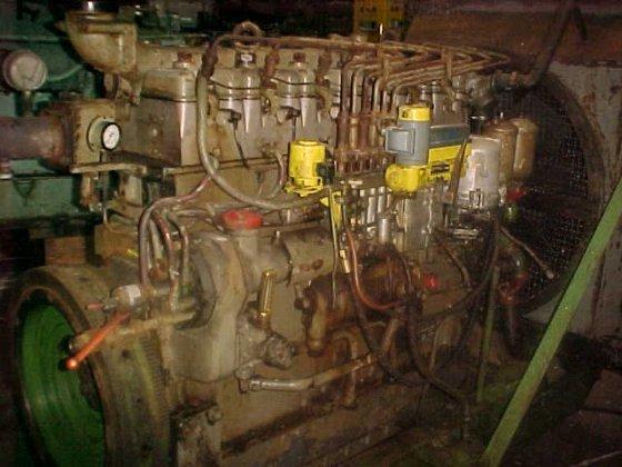 1977 MWM RHS 618-S in