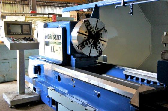 MORI SEIKI LL7 CNC OIL COUNTRY LATHE MACHINE
