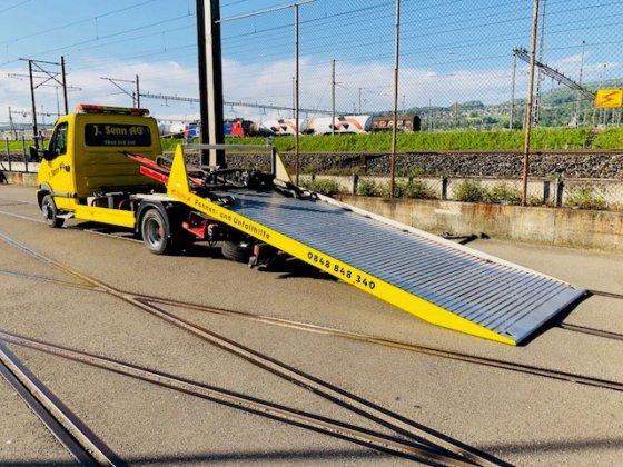 2000 renault mascott 130 55 in switzerland