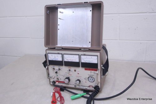 Biddle Instruments Tool Appliance Tester 235303 In Missouri City Tx Usa