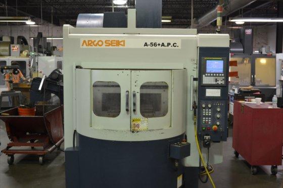 2005 Argo Seiki A-56+ APC