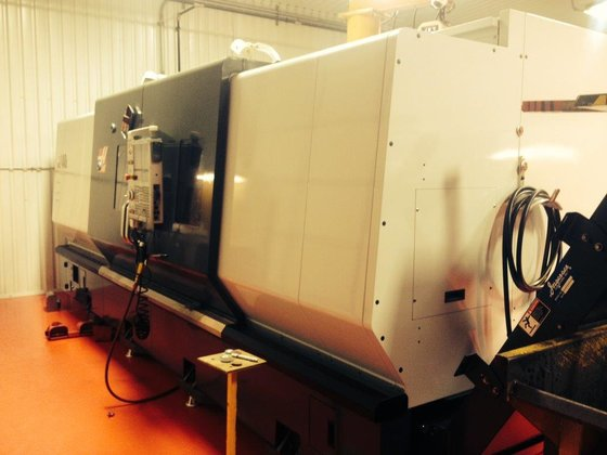 2012 Haas ST-40LTB CNC Turning