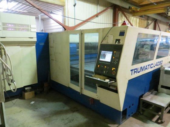 2003 5000 Watt Trumpf L4050
