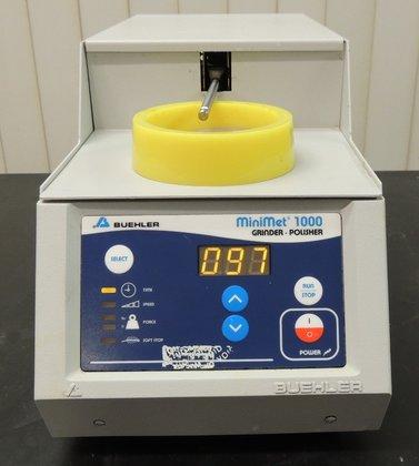 Buehler MiniMet 1000 Semi-Automatic Grinder/Polisher