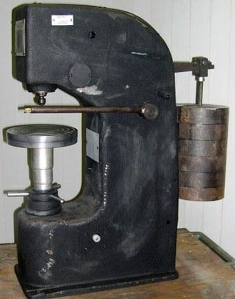 Wilson Model J Brinell in