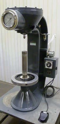 Tinius Olsen Air-O-Brinell AOB-2 Hardness