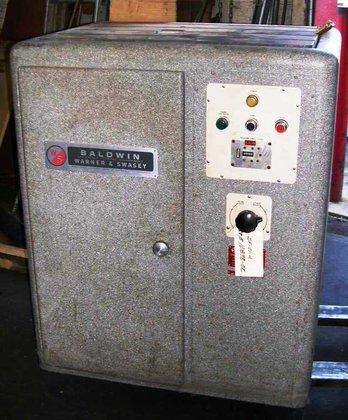 400 Lb. Satec/Baldwin SF-01-U in