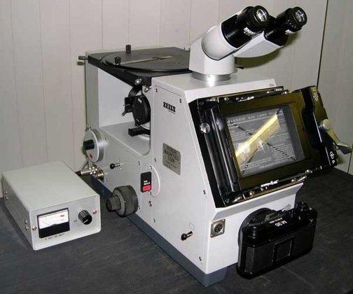 Zeiss Model ICM 405 Metallograph