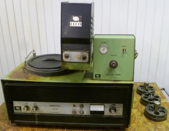 Leco VP-50 with Power Head