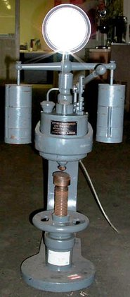 Pittsburgh Instrument Manually Operated Hydraulic