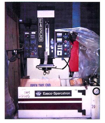 Easco-Sparcatron Model ED-323 in Warren,